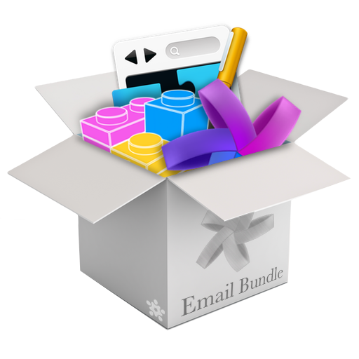 Email Bundle with RapidWeaver and Stacks